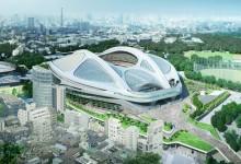 Japan Olympic Tokyo2020 Stadium
